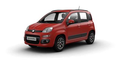 Alquiler Alquiluz Fiat Panda
