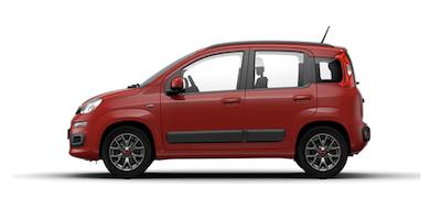 Alquiler Alquiluz Fiat Panda 1