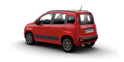 Alquiler Alquiluz Fiat Panda 2